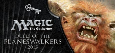 """Magic 2013 """"Berserker Rage"""" Deck Key"""