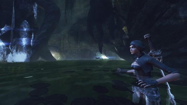 Blades of Time - Dismal Swamp DLC