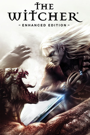 The Witcher: Enhanced Edition Director's Cut poster image on Steam Backlog