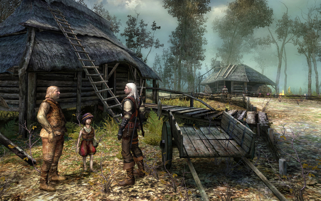 The Witcher: Enhanced Edition screenshot