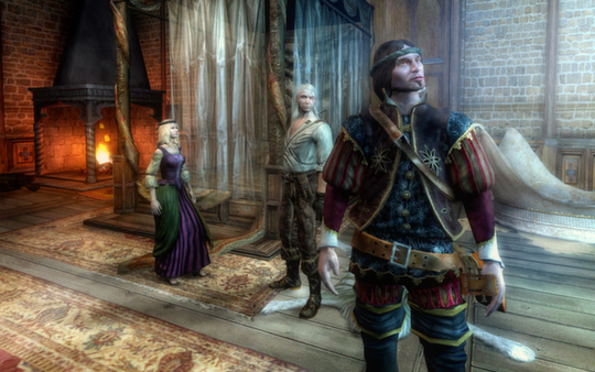 The Witcher: Enhanced Edition Director's Cut Image 5