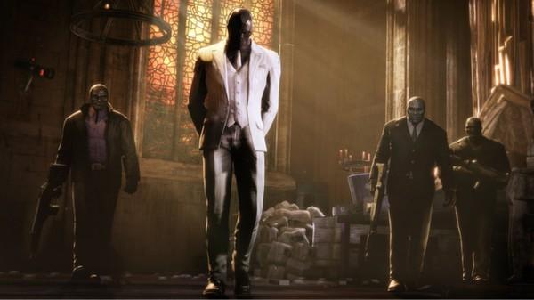 скриншот Batman: Arkham Origins 0