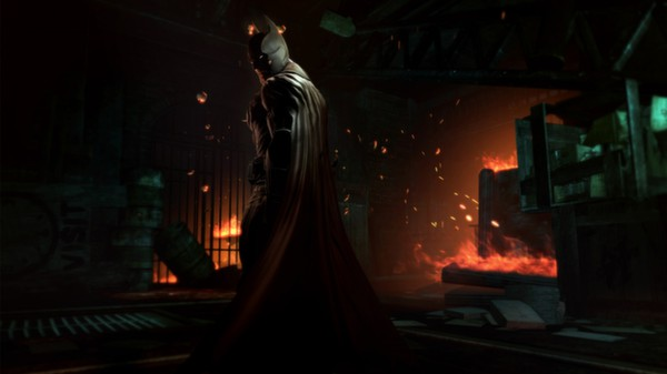 скриншот Batman: Arkham Origins 3