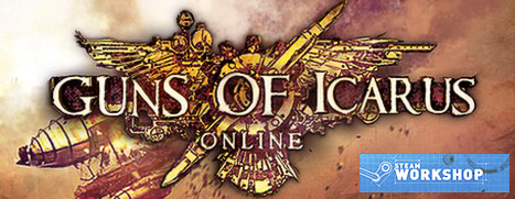 Guns of Icarus Online - 伊卡罗斯之炮 Online