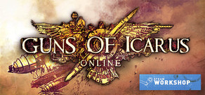 Guns of Icarus Online cover art