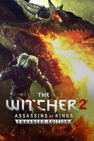 The Witcher 2: Assassins of Kings Enhanced Edition poster image on Steam Backlog