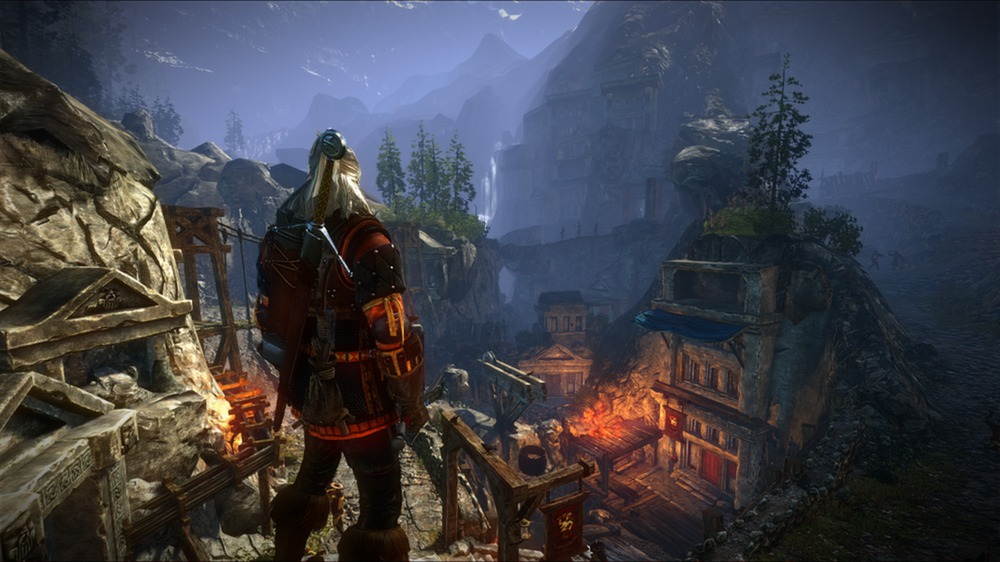 The Witcher 2: Assassins of Kings Enhanced Edition screenshot