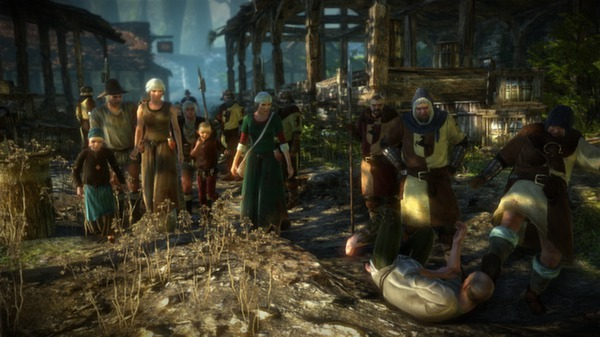The Witcher 2: Assassins of Kings Enhanced Edition Image 3