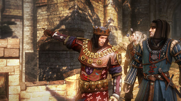The Witcher 2: Assassins of Kings Enhanced Edition Image 12