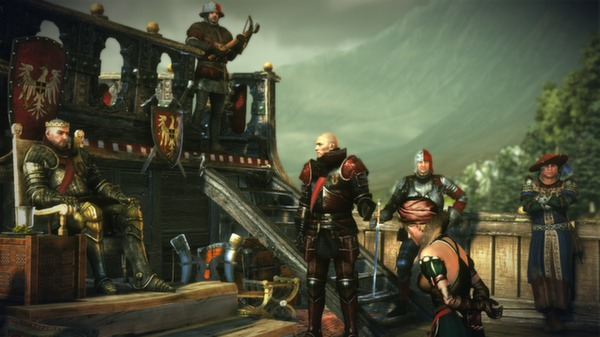 The Witcher 2: Assassins of Kings Enhanced Edition Image 2