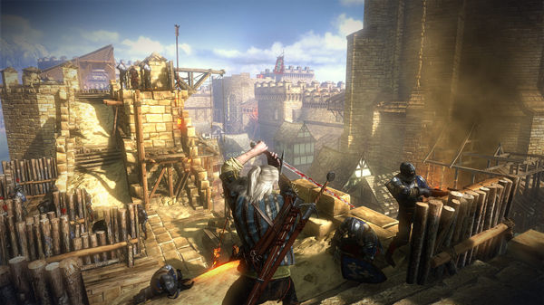 The Witcher 2: Assassins of Kings Enhanced Edition Image 17