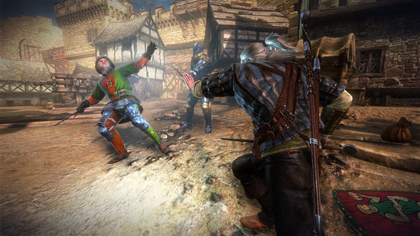 The Witcher 2: Assassins of Kings Enhanced Edition Image 18