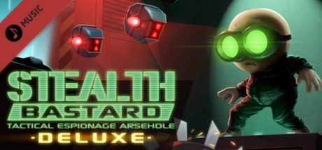 Купить Stealth Bastard Deluxe - Soundtrack (DLC)