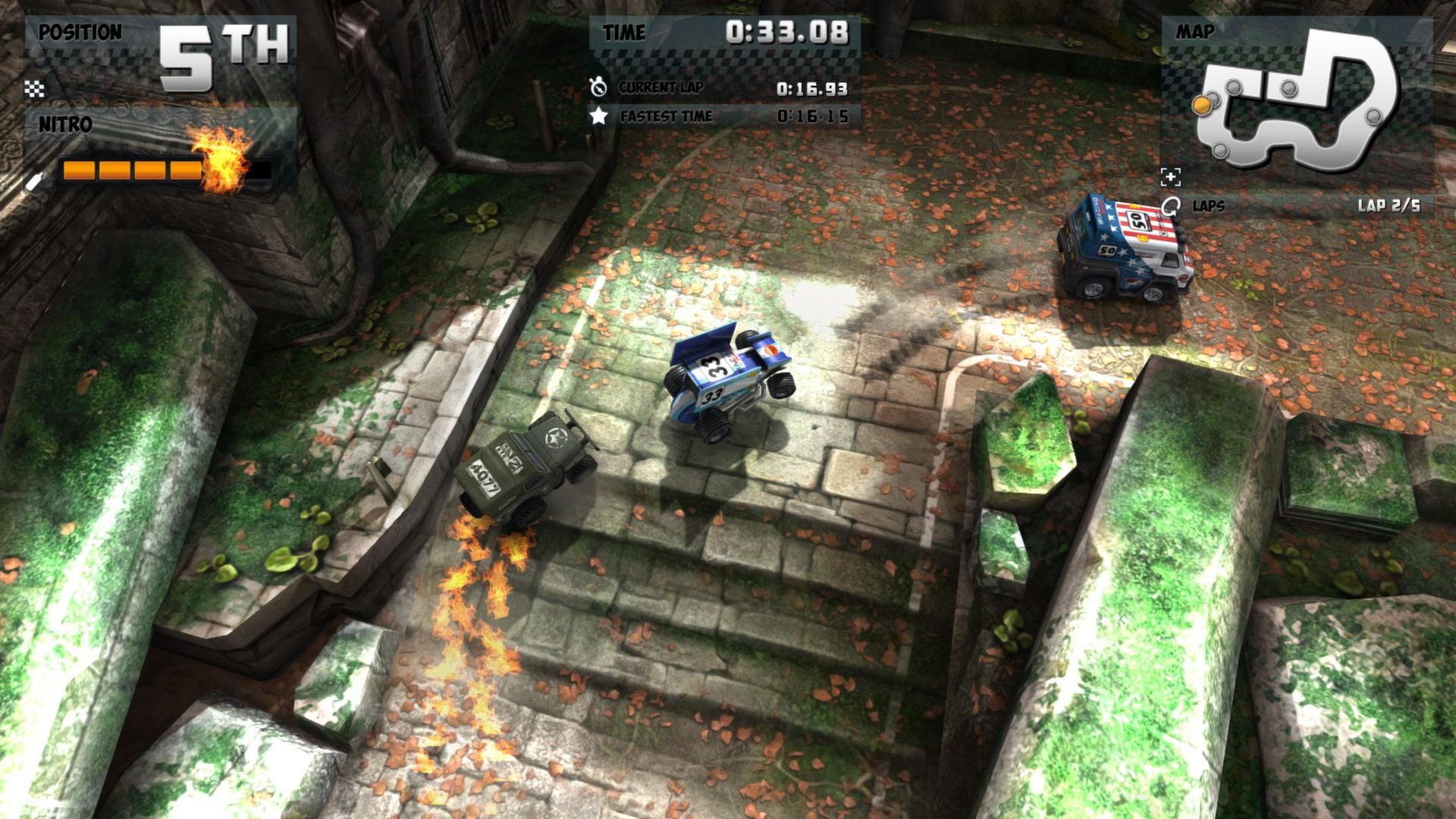 Save 75 On Mini Motor Racing Evo On Steam