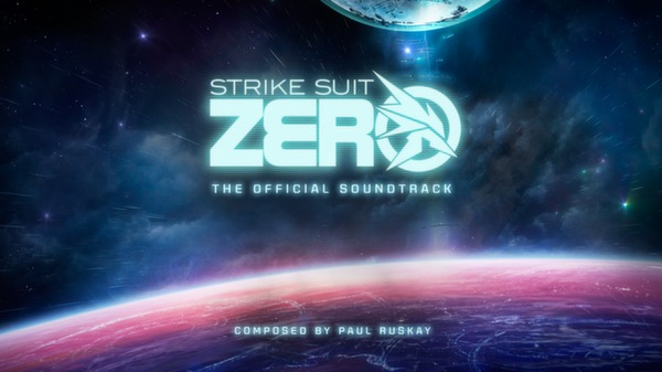 Strike Suit Zero Soundtrack (DLC)