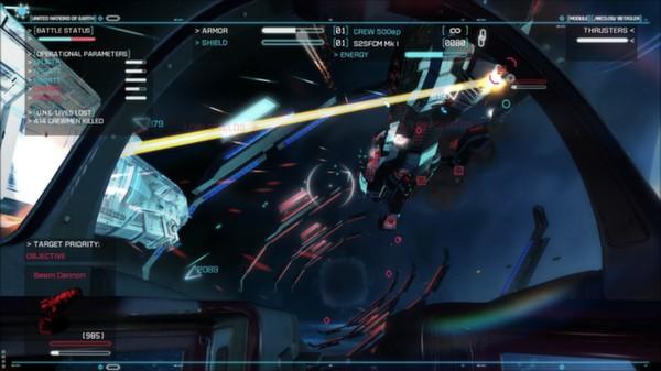Strike Suit Zero Heroes of the Fleet DLC