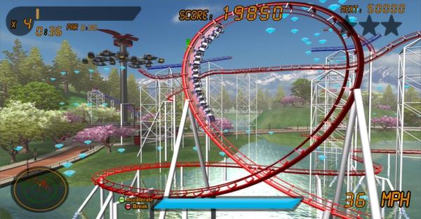 Roller Coaster Rampage