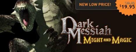 Dark Messiah of Might & Magic - 魔法门之黑暗弥赛亚