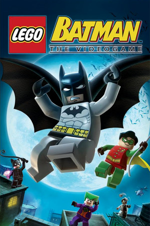 LEGO Batman: The Videogame poster image on Steam Backlog