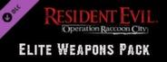 Resident Evil: Operation Raccoon City - Elite Weapons