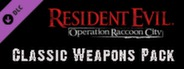 Resident Evil: Operation Raccoon City - Classic Weapons