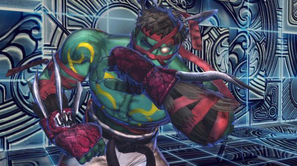 Street Fighter X Tekken: Ryu (Swap Costume) (DLC)
