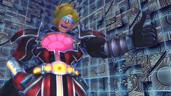 Street Fighter X Tekken: Ken (Swap Costume) (DLC)