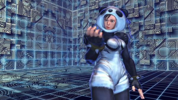 Street Fighter X Tekken: Chun-Li (Swap Costume) (DLC)