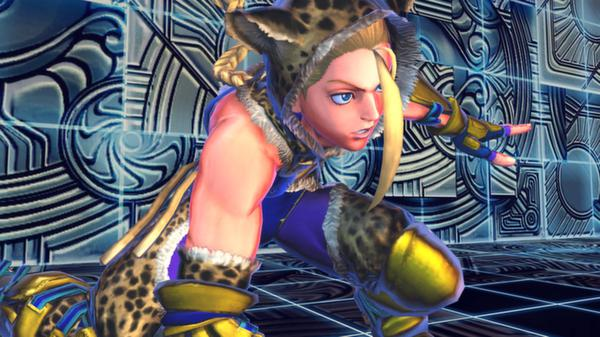 Street Fighter X Tekken: Cammy (Swap Costume) (DLC)