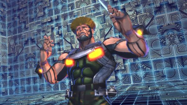 Street Fighter X Tekken: Guile (Swap Costume) (DLC)