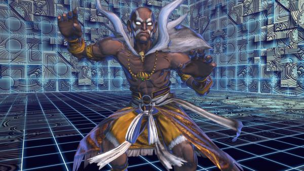 Street Fighter X Tekken: Dhalsim (Swap Costume) (DLC)