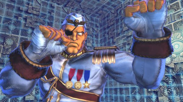 Street Fighter X Tekken: Sagat (Swap Costume) (DLC)