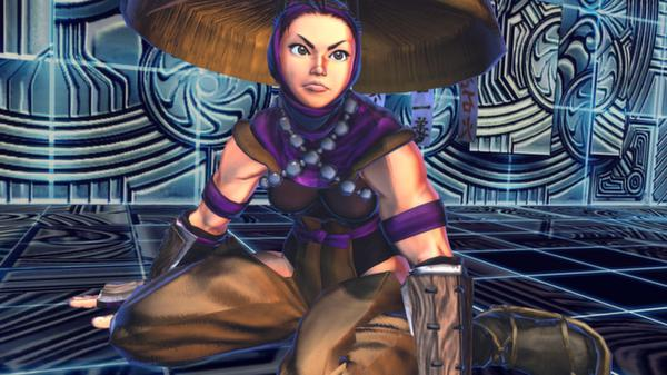 Street Fighter X Tekken: Ibuki (Swap Costume) (DLC)
