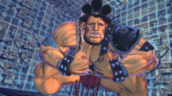 Street Fighter X Tekken: Hugo (Swap Costume) (DLC)