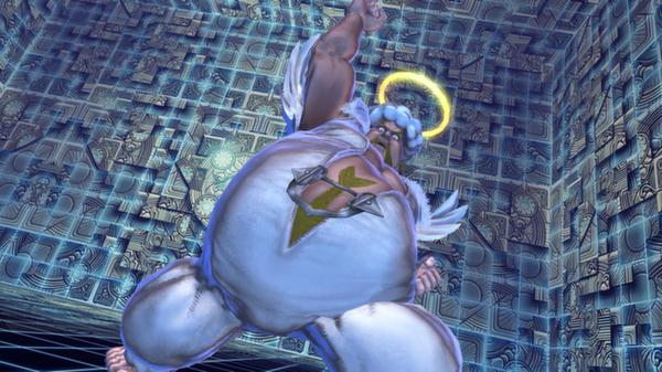 Street Fighter X Tekken: Rufus (Swap Costume) (DLC)