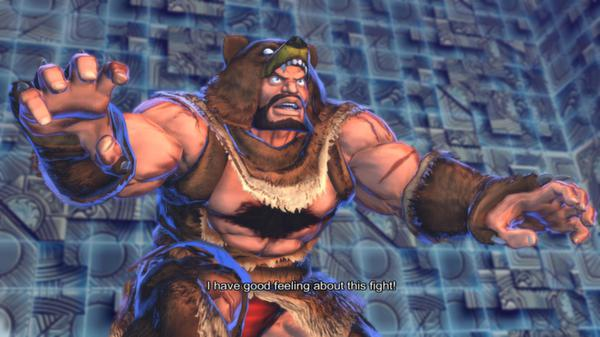 Street Fighter X Tekken: Zangief (Swap Costume) (DLC)