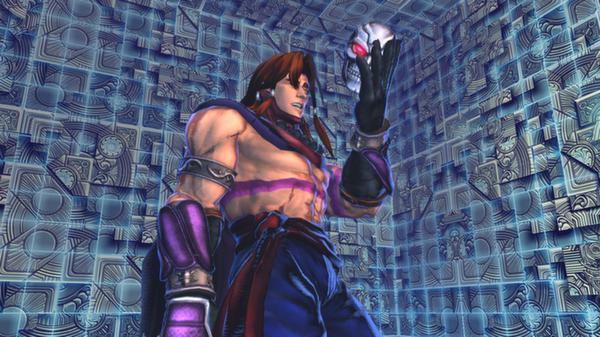 Street Fighter X Tekken: Vega (Swap Costume) (DLC)