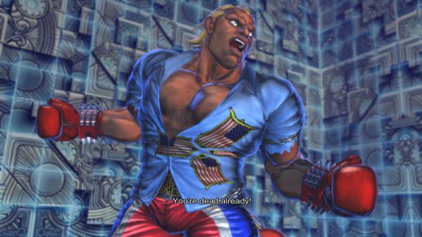 Street Fighter X Tekken: Balrog (Swap Costume) (DLC)