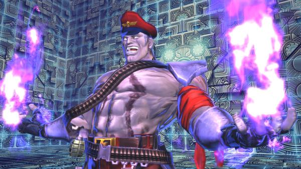 Street Fighter X Tekken: M.Bison (Swap Costume) (DLC)