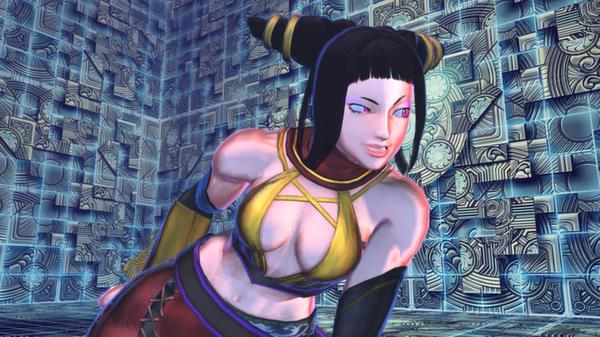 Street Fighter X Tekken: Juri (Swap Costume) (DLC)