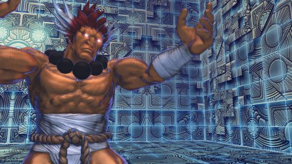Street Fighter X Tekken: Akuma (Swap Costume) (DLC)