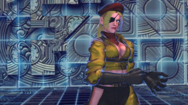 Street Fighter X Tekken: Nina (Swap Costume) (DLC)