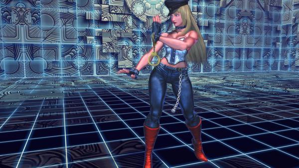 Street Fighter X Tekken: Lili (Swap Costume) (DLC)
