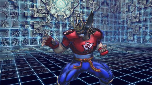 Street Fighter X Tekken: Heihachi (Swap Costume) (DLC)