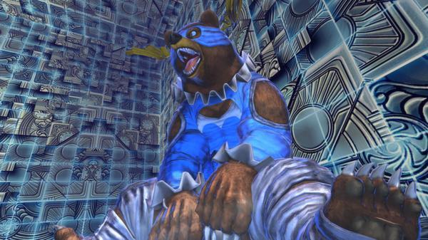 Street Fighter X Tekken: Kuma (Swap Costume) (DLC)
