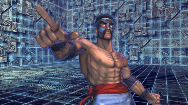 Street Fighter X Tekken: Law (Swap Costume) (DLC)