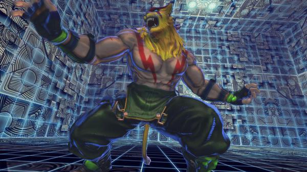 Street Fighter X Tekken: King (Swap Costume) (DLC)