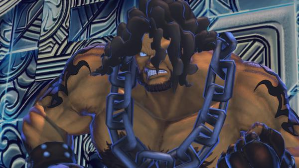 Street Fighter X Tekken: Marduk (Swap Costume) (DLC)