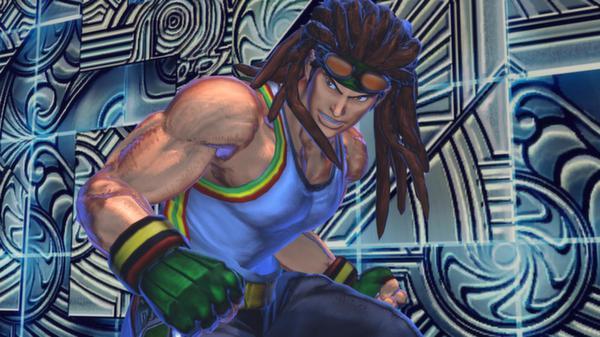 Street Fighter X Tekken: Hwoarang (Swap Costume) (DLC)