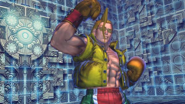 Street Fighter X Tekken: Steve (Swap Costume) (DLC)